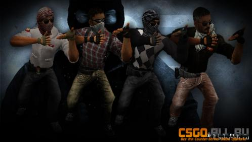 Модель CS:GO, Elite Crew для Т
