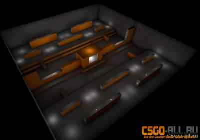 Map for CS:GO - aim_tex_glock