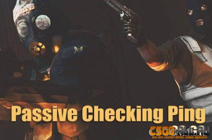 Плагин для CS:GO - Passive Checking Ping