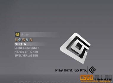 GUI для CS:GO – Play Hard