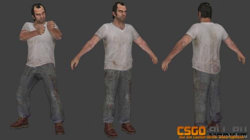 Модель для CS:GO - Trevor Philips