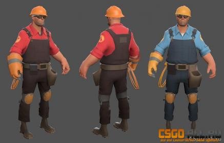 Модель для CS:GO – Engineer