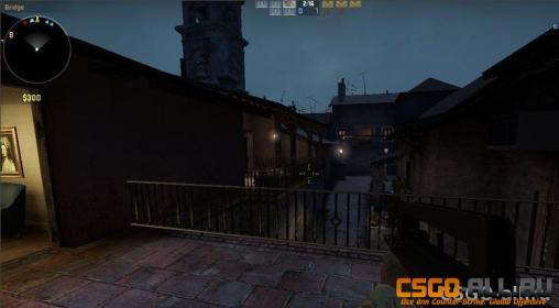 Карта для CS:GO - de_inferno_night